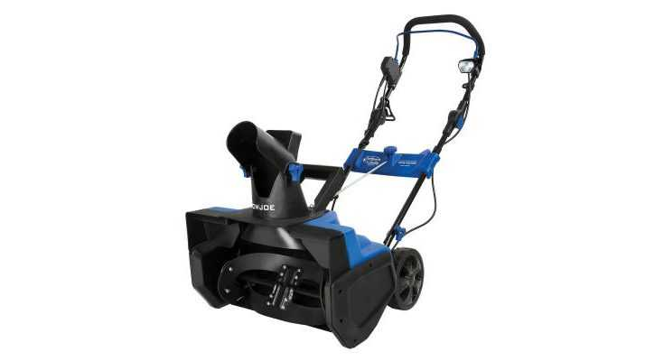 Snow Joe Ultra SJ625E Electric Snow Thrower Review