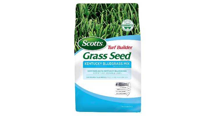 Scotts Kentucky Bluegrass Seeds Mix
