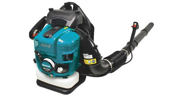 Makita BBX7600N Backpack Leaf Blower Review