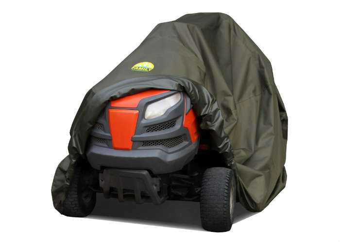 Riding Lawn Mower Cover by Family Accessories