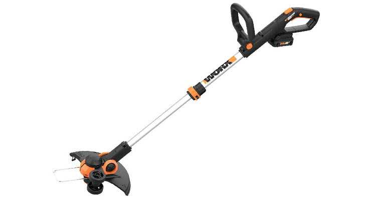 WORX WG163 GT 3.0 Cordless String Trimmer & Edger
