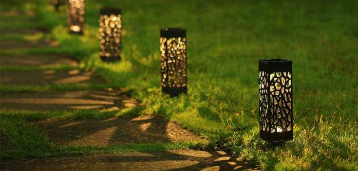 Best Outdoor Solar Lights Path