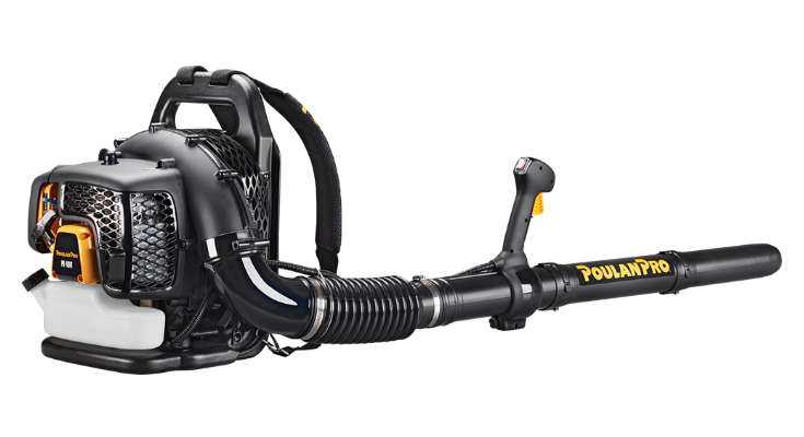 Poulan Pro 48cc Backpack Leaf Blower Review