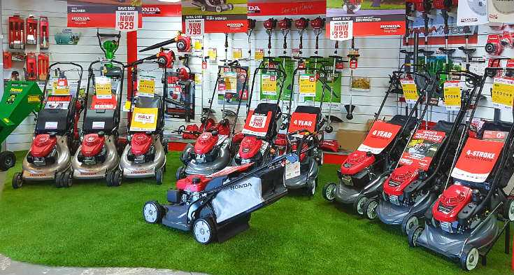 Best Time to Buy a Lawn Mower - Guide