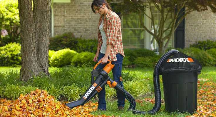 Best Leaf Vacuum Reviews for 2018: The Top 8