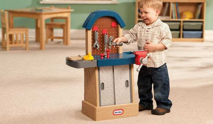 Workshop for Toddlers from Little Tikes