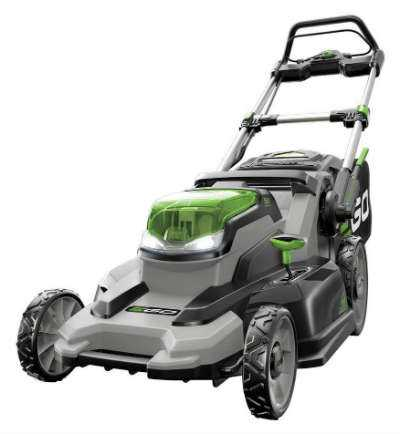 EGO POWER+ 20 Inch Cordless Battery Push Lawn Mower