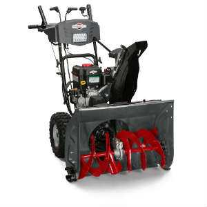 Briggs and Stratton 1696619 27 Inch 250cc Dual-Stage Snow Thrower