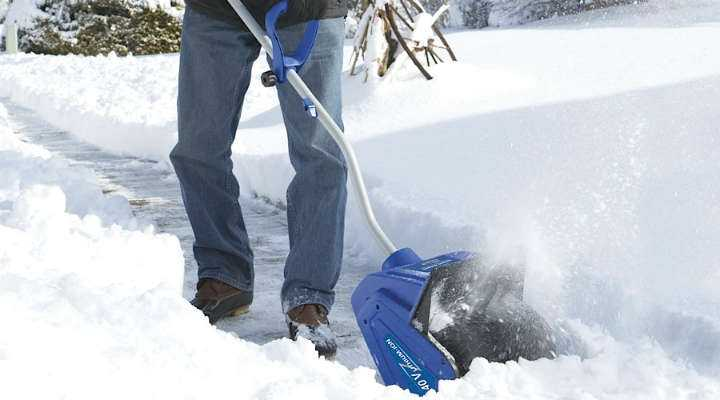 Snow Joe 323E Electric Snow Shovel Review