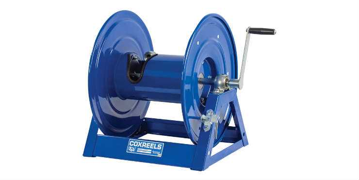 Coxreels Steel Hose Reel