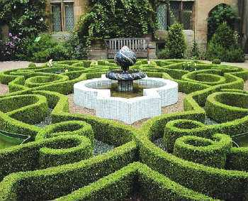 History of British Gardens - Knot