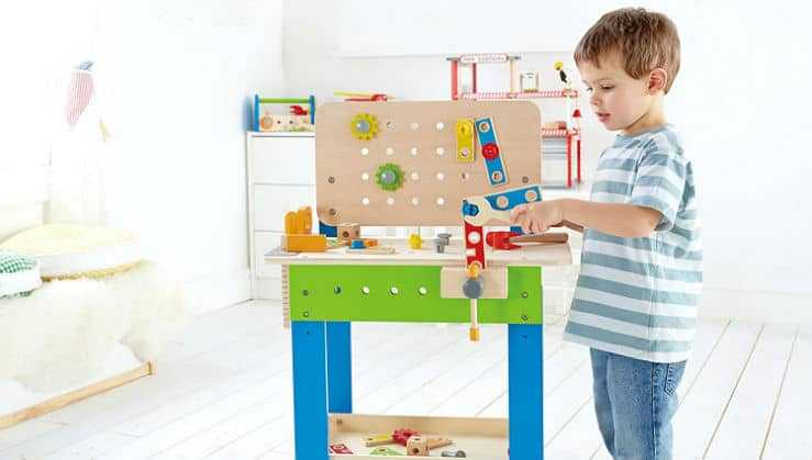 Best Toddler Workbench and Kids Tools