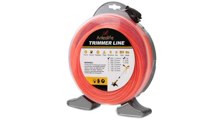 Weed Eater Trimmer Line Pentagon Shaped HEAVY DUTY .095 x 50 foot Professional