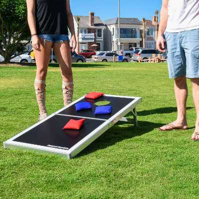 Best Cornhole Boards - Outdoor play