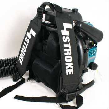 Makita Backpack Leaf Blower with Comfortable Straps