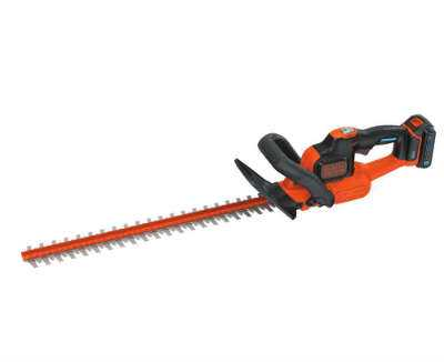 Black and Decker 22 Inch Cordless Hedge Trimmer LHT321