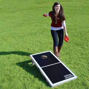 Cornhole boards for girls and boys